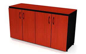 Credenzas Modernas Para Oficina : Muebles de oficina escritorio melamina