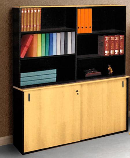 Estantes de melamina estantes de melamina para oficina estantes - Armarios de oficina ...