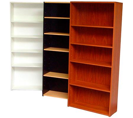 Estantes de melamina estantes de melamina para oficina - Estantes para armarios empotrados ...